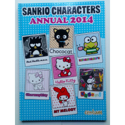 Sanrio Characters Annual 2014