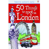 50 Things to Spot in London