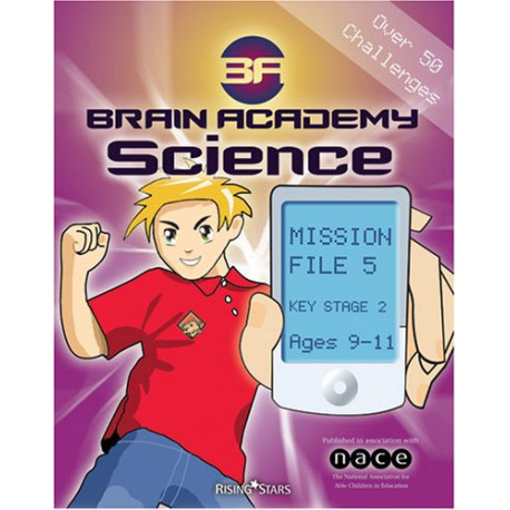 Brain Academy Science: Mission File 5