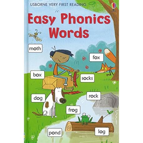 Easy Phonic Words
