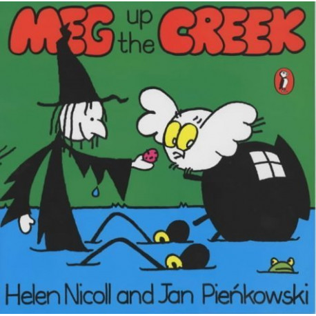 Meg up the Creek