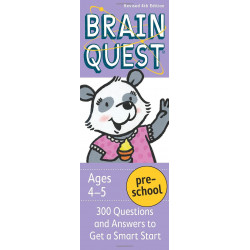 Brain Quest (Ages 4-5)