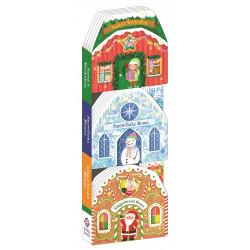 Santa Street (3-board book set)