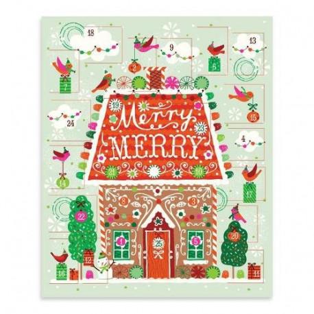 A Sweet Christmas Advent Calendar