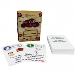 Adverbs vs Adjectives Fun Cards