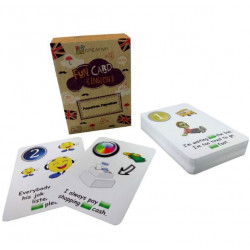 Prepositions, Prepositions Fun Cards