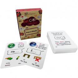 Present Simple Fun Cards