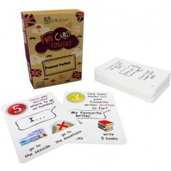 Present Perfect Fun Cards