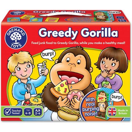 Orchard Toys Greedy Gorilla Game