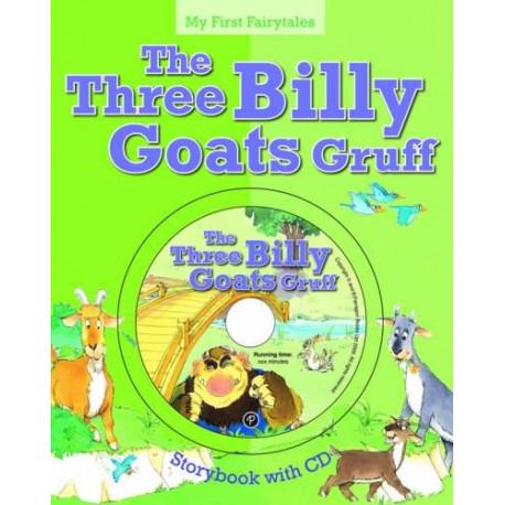 The Three Billy Goats Gruff  (без диска!)