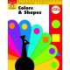 Colors & Shapes, PreK-K