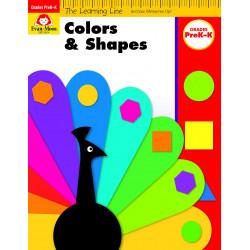 Colors & Shapes, PreK-K