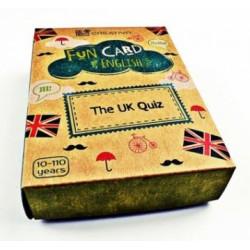 The UK Quiz Fun Cards