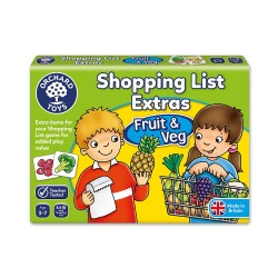 Shopping List Extras Pack - Fruit & Veg Game