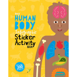 Human Body, the (My Infographic Sticker Activity Book)