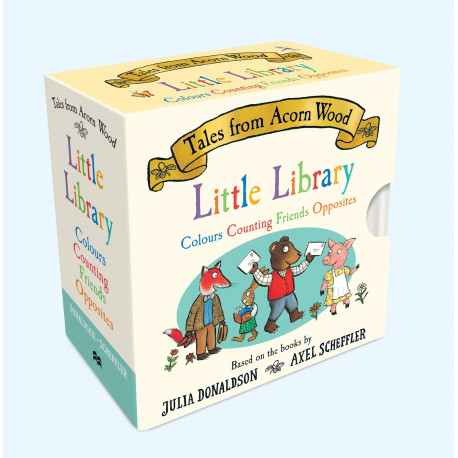 Tales From Acorn Wood Little Library