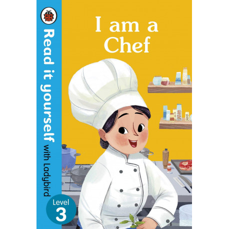 I am a Chef: Read it yourself