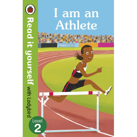 I am an Athlete – Read It Yourself