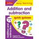 Addition & Subtraction Quick Quizzes Ages 7-9