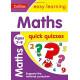 Maths Quick Quizzes Ages 7-9
