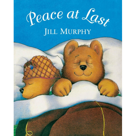 Peace at Last Board book