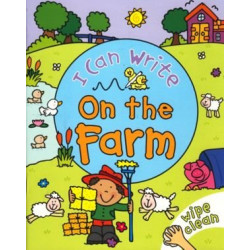 I Can Write at the Farm