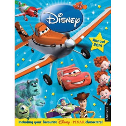 Disney (Pixar) Annual 2014