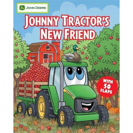 Johnny Tractor's New Friend