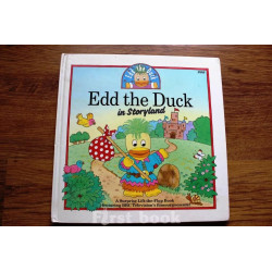 Edd the Duck in Storyland (A Surprise Lift-the-Flap Book)