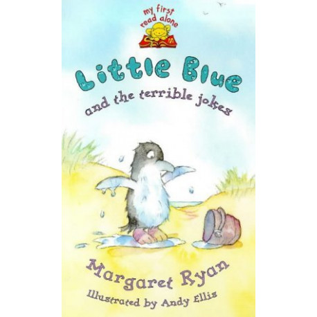 Little Blue And The Terrible Jokes