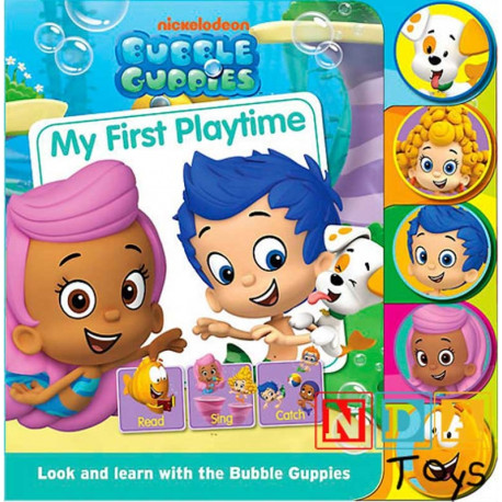 Bubble Guppies My First Playtime