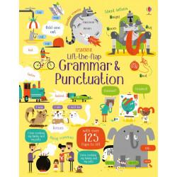 Lift-the-flap Grammar & Punctuation