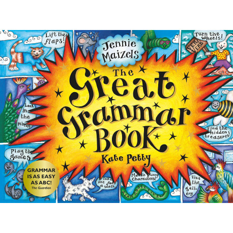 Great Grammar Book