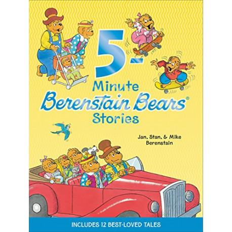 5-Minute Berenstain Bears Stories