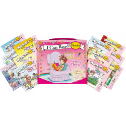 Fancy Nancy's Fantastic Phonics (12 mini books)