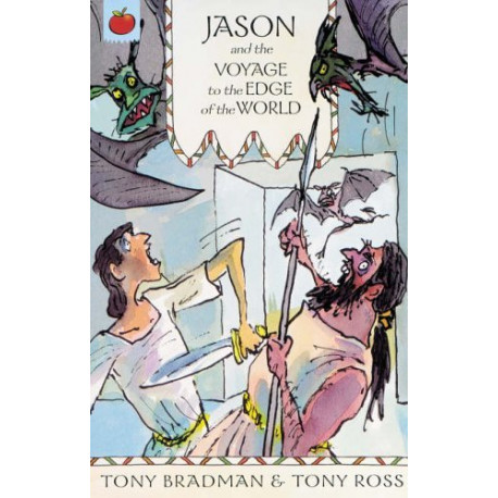 Jason and the Voyage to the Edge of the World
