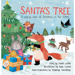 Santa's Tree : A Pop-Up Tale of Christmas in the Forest