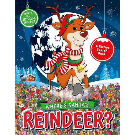 Where's Santa's Reindeer?