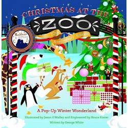 Christmas At The Zoo: A Pop-Up Winter Wonderland