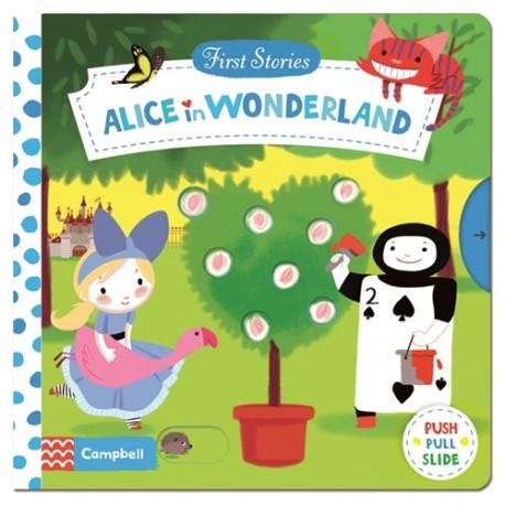 Alice in Wonderland (First Stories)