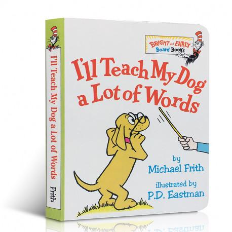 I'LL Teach My Dog a Lot of Words (Уценка!)