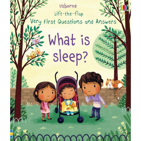 Very First Questions & Answers: What is Sleep?