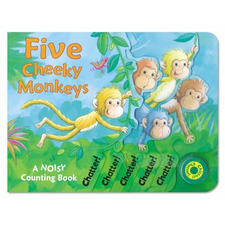 Five Cheeky Monkeys