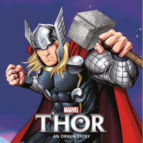 Marvel Thor an Origin Story