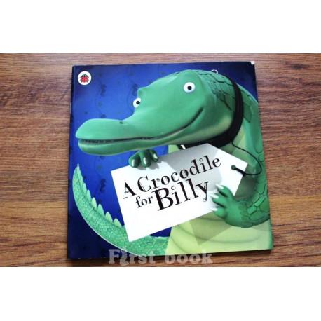 A crocodile for Billy