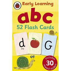 Early Learning 52 Flash Cards
