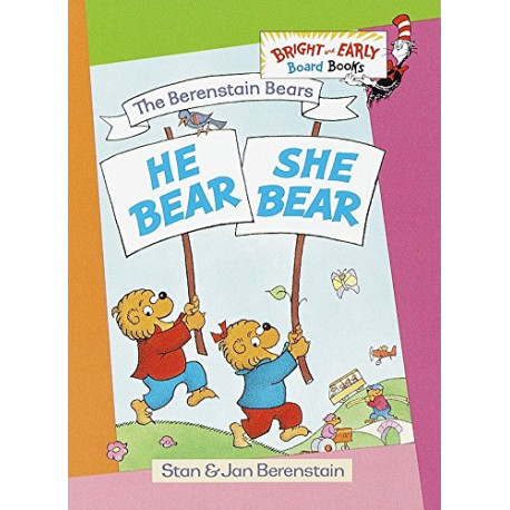 He Bear She Bear