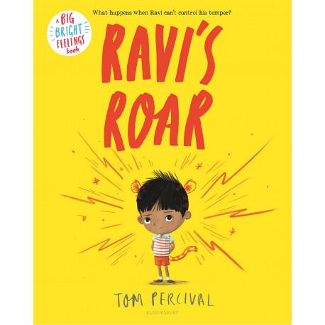 Ravi's Roar : A Big Bright Feelings Book