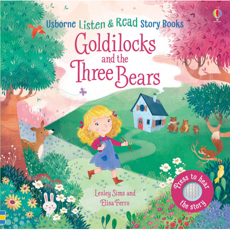 Listen and Read: Goldilocks and the Three Bears
