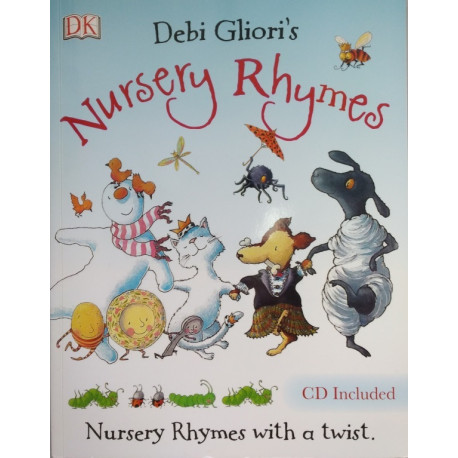 Nursery Rhymes : Book & CD